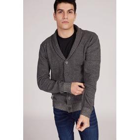 Sweater Rever Pass Oficial Cardigan Melange E7f*