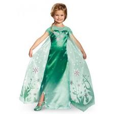 Disfraz Elsa Happy Birthday Frozen Talla 5/6