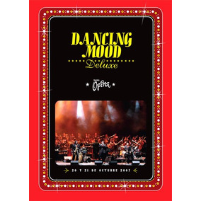 Dancing Mood Deluxe Vivo Opera Dvd Skay Skatalites Cafres