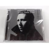 Cd Marilyn Manson - Heaven Upside Down