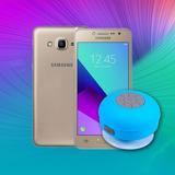 Samsung J2 Prime 16gb Libre - Garantia.+ Parlante + Templado