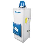 Calentador De Agua De Paso, 9 L, Encendido Elect, Gas