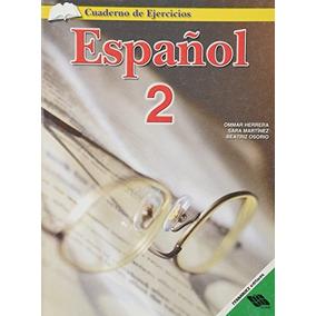Libro Español 2 Cuaderno De Ejercicios Secundaria - Nuevo