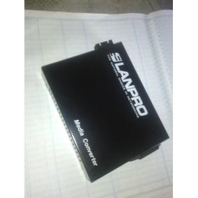 Lampro Media Converter Multimode