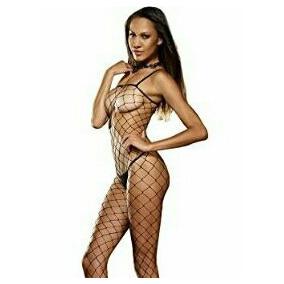 Bodie Malla Erotico Traje Sexy Leg Avenue Original Body Bdsm