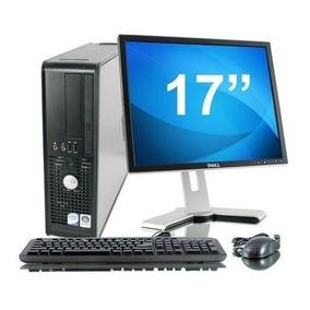 Pc Completa Core 2 Duo 4gb Ram Monitor Lcd 17 Wiffi Rapida