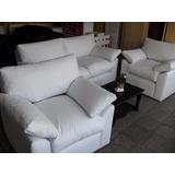 Sillon Juego De Living Sofa Moderno Sillones