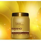 Banho Verniz 1kg - Hidratacao Intensa #bompreco & Frete