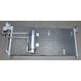 Condensador Corsa 98-99 Con Base