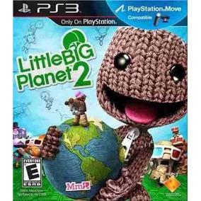 Little Big Planet 2 Ps3 || Stock Inmediato Eshopgames