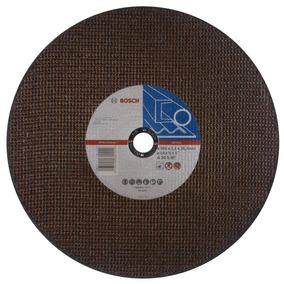 Disco Abrasivo 14 2 Mallas P/cortadora Metales