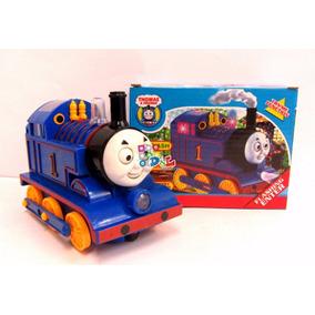 Thomas La Locomotora Tren Luz Sonido Idem Tv Mirá El Video