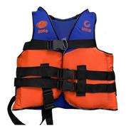 Colete Salva Vida Pesca Aux Flutua 60kg 70kg 80kg 90kg 110kg