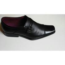 Zapato Ejecutivo Corte Italiano, 100% Cuero 39 - 44