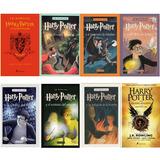 Saga Harry Potter + Legado (8 Libros) Tapa Dura - Gryffindor