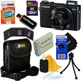 Cámara Digital Canon Powershot G9 X Con Procesador Digic 6,