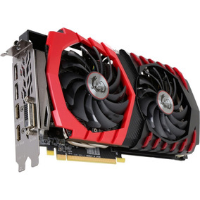 Tarjeta De Video Msi Rx 580 Gaming X 8gb Gddr5 Oc