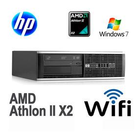 Cpu Hp Compaq 6005 Pro Amd Athlon Ii X2 Hd 250gb 4gb Wifi