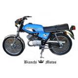 Escape Silenciador Honda Mb 100 Tipo Original Bianchi Motos