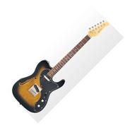 Guitarra Jay Turser Telecaster Jtdlx Thin Line Estilo Fender