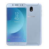 Galaxy J7 Pro 2017 5.5p 16+3ram 13+13mp Plata-azul