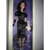 Barbie Elizabeth Taylor Violet Eyes Silkstone 2012 Mattel