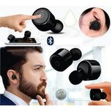 Nuevos Audífonos Bluetooth Inalámbricos X1t Gemelos