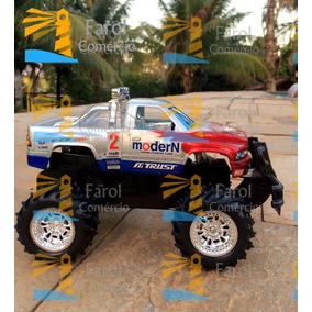 Carrinho De Controle Remoto - Camionete Bateria Recarregável
