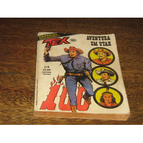 Tex Primeira Edição Nº 100 Ano:1979 Editora Vecchi Original