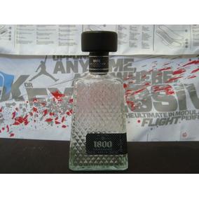 Tequila 1800 Cristalino Botella Vacia - Changoosx