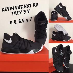 Tenis Nike Kevin Durant Kd Trey 5 V # 6, 6.5 Y 7 Mx Original
