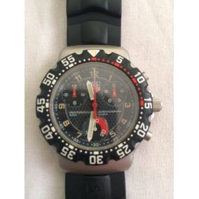 Relógio Tag Heuer F1 - Pulseira De Borracha 38,5mm Diametro