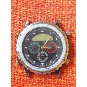 dcd4e752f34 Relogio Citizen Yachting C050 - Relógios Antigos e de Coleção no ...