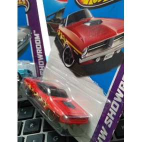 70 Plumouth Barracuda Hotwheels #32
