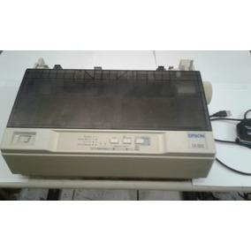 Impressora Matricial Epson Lx-300 C/ Tampa (265 Vendidos)