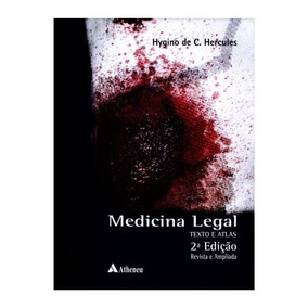 Medicina Legal. Texto E Atlas - Hygino De Carvalho Hercules