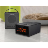 Parlante Bluetoot ,reloj Despertador,bass,radio Fm,sd,aux