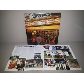 Lp Vinil The Beatles - Reel Music -( Com Livreto E Encarte )
