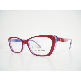 Oculo Grau Feminino Ana Hickmann Vermelho - Óculos em São Paulo no ... e1f9c92713