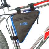 Bolsa Quadro Bicicleta A Prova D