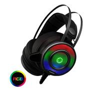 Auricular Gamemax Microfono Gamer G200 Led Aux
