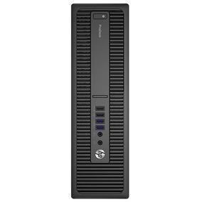 Desktop Hp 600 Sff, Core I5, 4 Gb, Hd 500 Gb, Windows 7