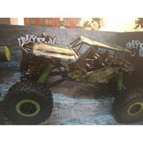 Camioneta Pick Up 4x4 Monster Jam Radio Control