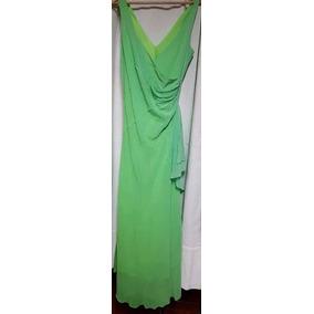 Vestidos Largo De Gasa Talle 2xl Y 3xl Nuevos $ 1100