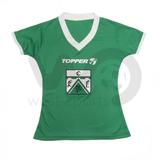 Camiseta Ferro Carril Oeste Retro 1982/1984 Dama