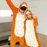 Pijama Disfraz Tigger. Cosplay Para Ti O Tu Pareja. Hermosa!