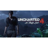 Uncharted 4 Ps4 Pro Original