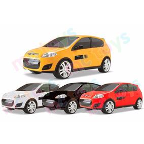 Show Carro Brinquedo Novo Fiat Palio Muitas Cores Automovel