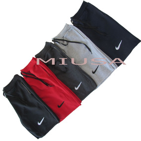 Kit 5 Bermudas Moleton Nike Masculina Academia Shorts Fitns
