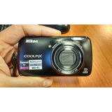 Nikon Coolpix S800c - Android Completa